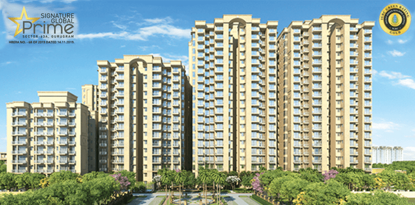 Signature Global Prime Affordable Housing Sector 63A Gurgaon