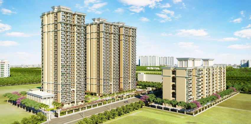 MRG World The Meridian Affordable Housing Sector 89 Gurgaon